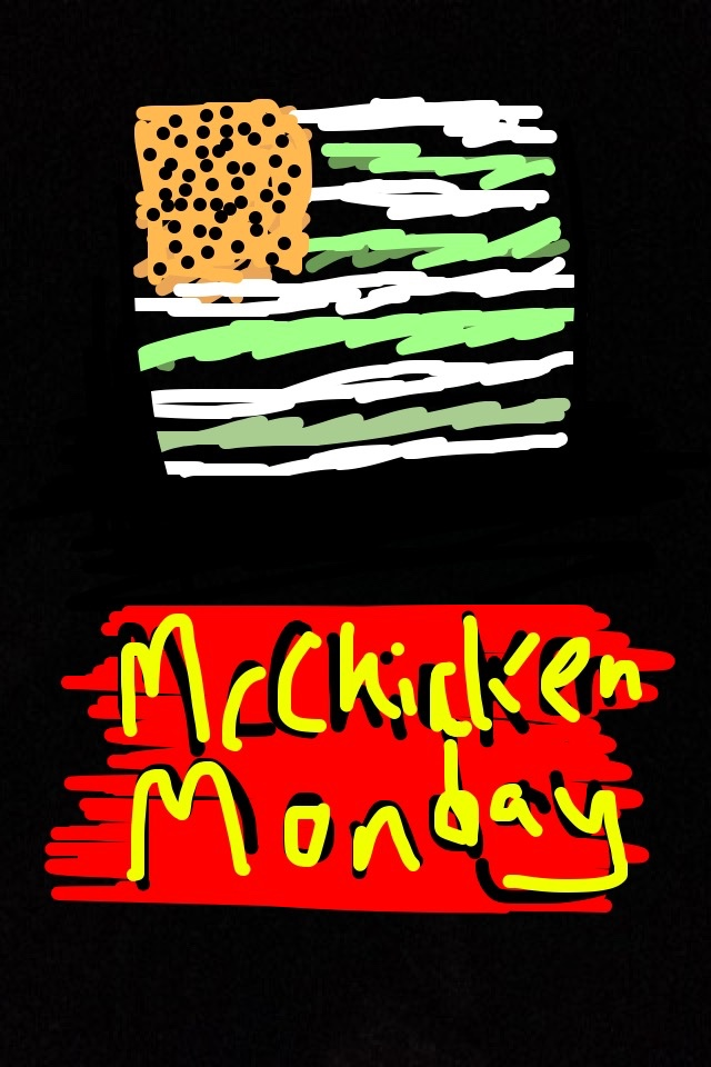 Happy McChicken Monday